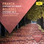 Franck: Symphony In D Minor; Roussel: Symphony No.3 Songs