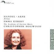 Handel & Arne Arias Songs