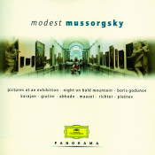 Mussorgsky Pictures At An Exhibition Etc Songs