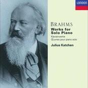 Brahms Handel Variations Brahms Handel Variations Paganini Variations Piano Sonata No 3 Etc Songs