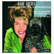 Hilde Gueden Sings Operatic Evergreens Songs