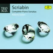 Scriabin Complete Piano Sonatas Songs