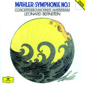 Mahler Symphony No 1 In D The Titan Songs