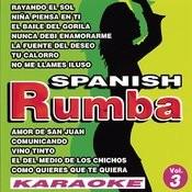Karaoke: Rayando El Sol Song