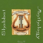 Shabbat Anthology, Vol.III Songs