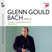 Glenn Gould Plays Bach: The Well-Tempered Clavier Books I & II, BWV 846-893 Songs