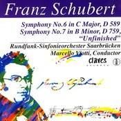 Franz Schubert: Symphonies Nos. 6 & 7 Songs