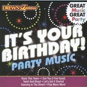 It's Your Birthday Party Music Songs