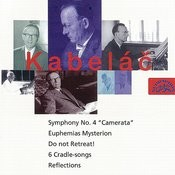 Kabelac: Do Not Retreat!, Symphony No. 4, Six Lullabies, Reflections, Euphemias Mysterion Songs