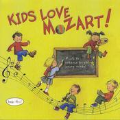 Kids Love Mozart! Songs