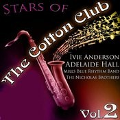 Stars Of The Cotton Club Vol.2 Songs