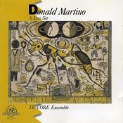 Donald Martino: A Jazz Set Songs