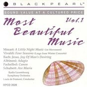 The World's Most Beautiful Music Vol 1 Songs