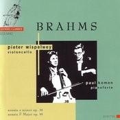 Brahms: Sonata For Pianoforte And Cello Songs