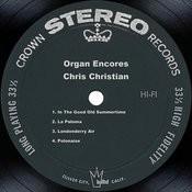 Organ Encores Songs