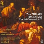 Mozart : Requiem Songs