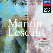 Puccini: Manon Lescaut / Act 2 - Intermezzo Song
