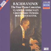 Rachmaninov: Piano Concertos Nos. 1-4 Songs