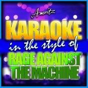 Karaoke - Rage Against The Machine Songs