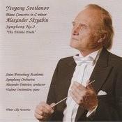 Yevgeny Svetlanov: Piano Concerto In C Minor; Alexander Skryabin: Symphony No. 3 Songs