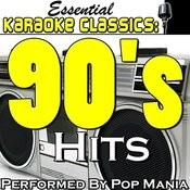 Essential Karaoke Classics: 90's Hits Songs