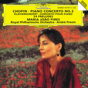 Chopin: Piano Concerto No.2 In F Minor, Op. 21; 24 Preludes, Op. 28 Songs