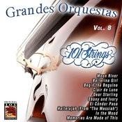 101 Strings Grandes Orquestas Vol. 8 Songs