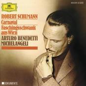 Schumann: Carnaval Op.9; Faschingsschwank aus Wien Op.26 Songs