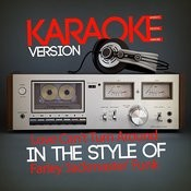 Love Can't Turn Around (In The Style Of Farley 'jackmaster' Funk) [Karaoke Version] - Single Songs