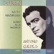 Chopin As 51 Mazurcas (Piano) Songs