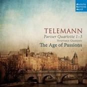Telemann: Pariser Quartette Songs