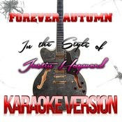Forever Autumn (In The Style Of Justin Hayward) [Karaoke Version] - Single Songs