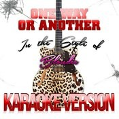 One Way Or Another (In The Style Of Blondie) [Karaoke Version] - Single Songs