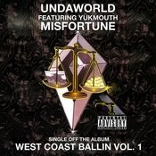 Misfortune: West Coast Ballin, Vol.1 Songs