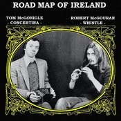 Road Map Of Ireland Songs
