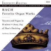 Bach: Favorite Organ Works Songs