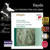 Haydn: Les 4 Derniers Trios Avec Piano Songs