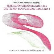 Wolfgang Amadeus Mozart - Serenades No. 4, No. 6 - German Dance No. 1 Songs