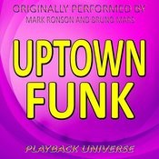 Uptown Funk (Originally Performed By Mark Ronson And Bruno Mars) Song