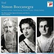 Simon Boccanegra Songs