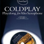 Playalong For Alto Saxophone: Coldplay Songs