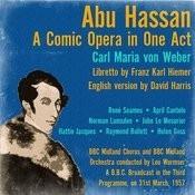 Carl Maria Von Weber: Abu Hassan Songs