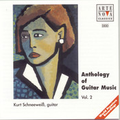 Anthology Of Guitar Music Vol. 2 Songs