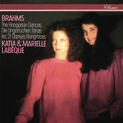 Hungarian Dances Nos. 1 - 21: Brahms: 21 Hungarian Dances Songs