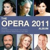 The Opera Album 2011 Songs