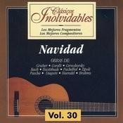 Clásicos Inolvidables Vol. 30, Navidad Songs