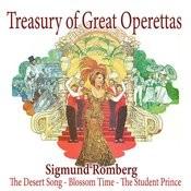 Romberg: The Desert Song - Blossom Time - The Student Prince Songs