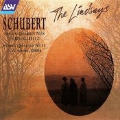 Schubert: String Quartets Nos. 8 & 13 Songs