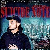 Suicide Note Song