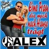 Eine Frau Die Mich Nach Hause Trägt (5-Track Maxi-Single) Songs